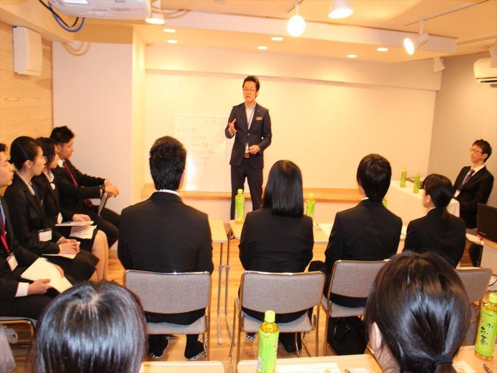 2017年新卒対象の東京支店会社説明会