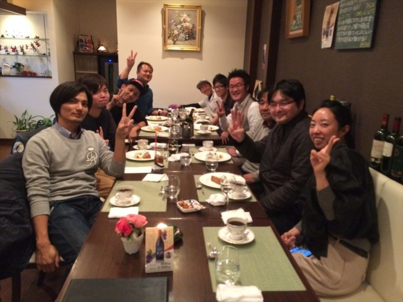 第4回社長ダイニング!と、和束荘合宿、コアバリュー勉強会など最近の話