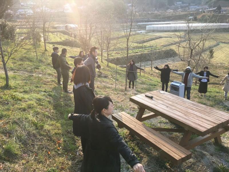 イベント21第2回新卒研修合宿2017(2日目)