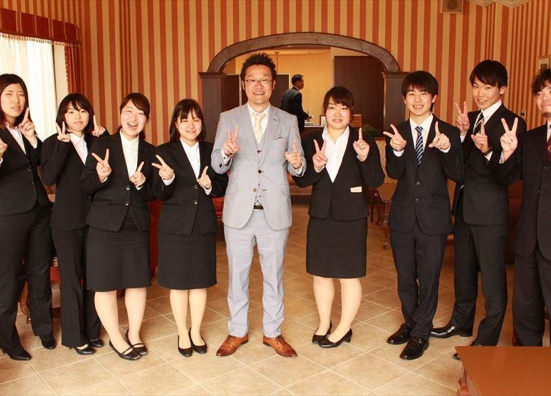 奈良同友会の合同入社式2017. イベント21の元気さは奈良でトップ10入り!?