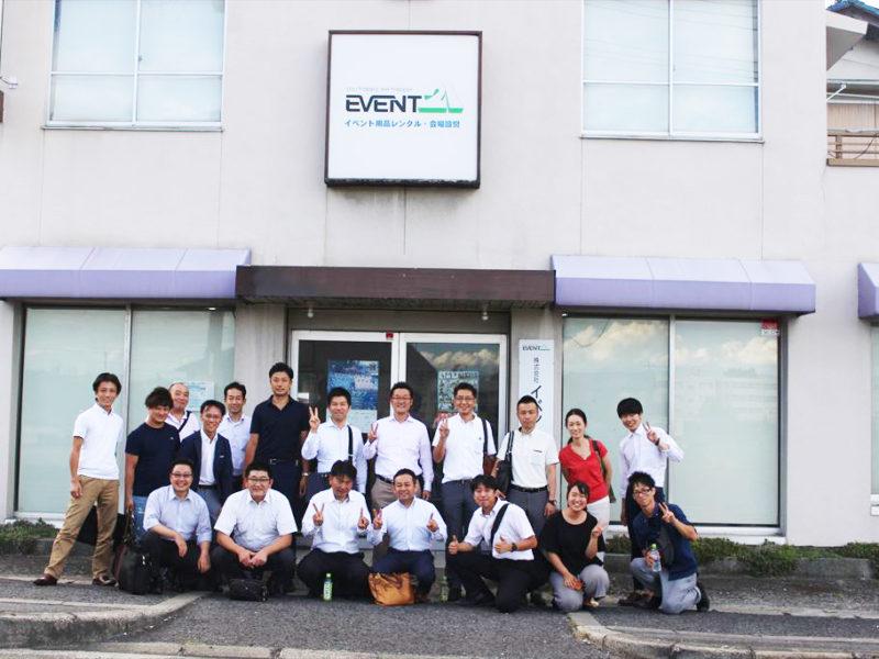 会社訪問おもてなし2件(静岡+奈良in本社と、福島in東京)、第9回社長会in神奈川。大阪支店。