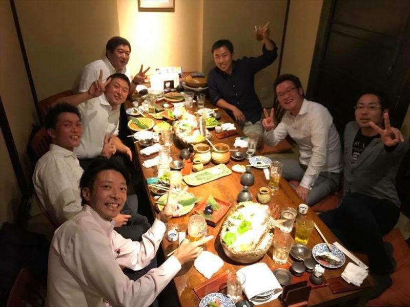 新潟で仲間達と学び過ごす時間。青全交in茨城、第一分科会創り込み。