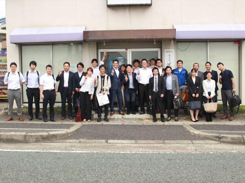 会社訪問おもてなし!兵庫・岡山・愛知・大阪合同。新潟。北海道。関東出張。