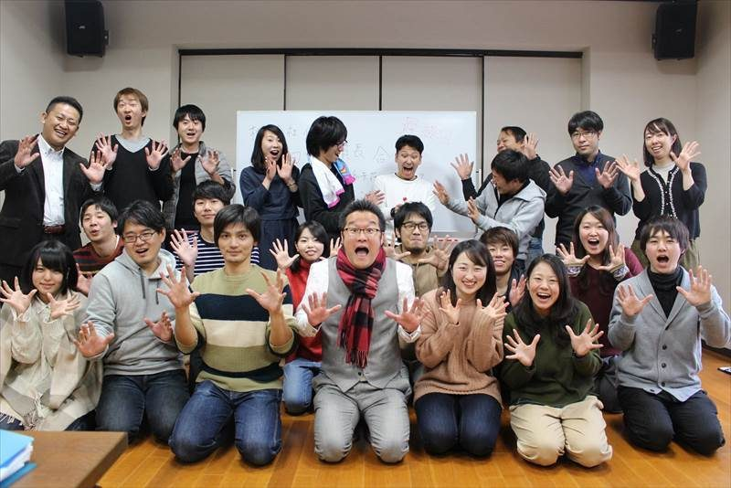 イベント21第1回委員長合宿!