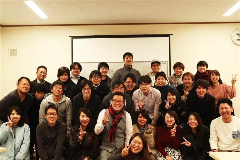 イベント21第1回サミット合宿!