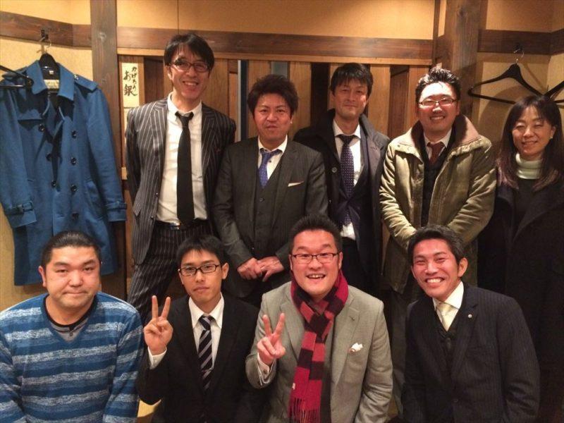 1月後半!茨城同友会賀詞交歓会講演。第1回全体朝礼。新潟同友会会社訪問おもてなし。