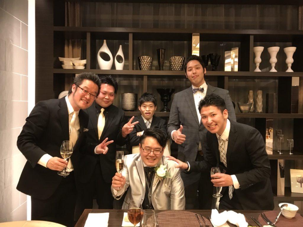 この日は神奈川支店社員の結婚式でした!