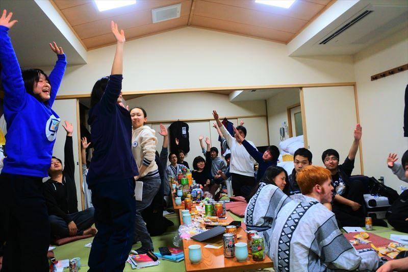 イベント21第3回新卒研修合宿2018(1日目後半)