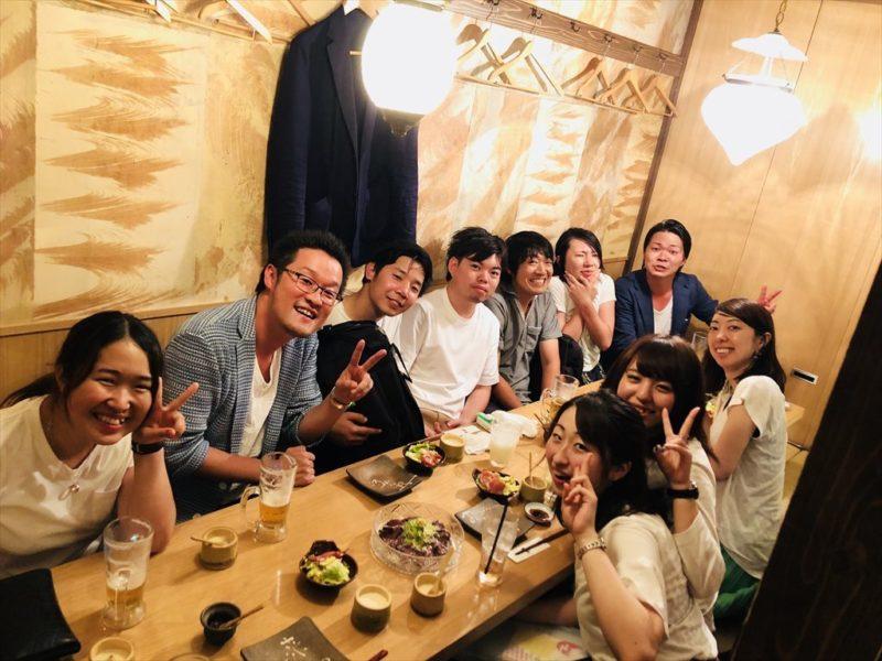イベント21第2回東京サマーコンベンション2018!06~サマコン二次会~