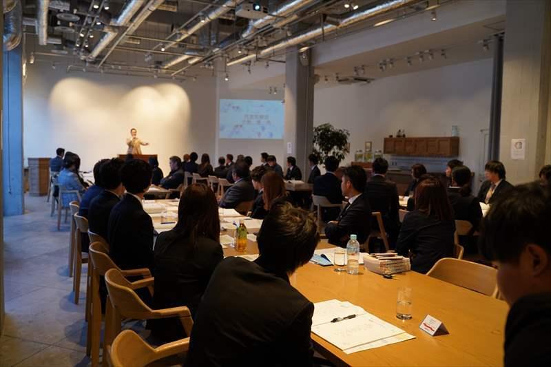 イベント21第1回横浜ウィンターゲート!02「第一部開会、社長・マネージャー・チーム3Q報告」