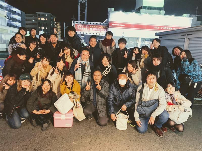 (日本語) イベント21の日常編その他~2018年11月12月まとめて更新~次年度までに今期分のブログ全部片付ける大作戦1!