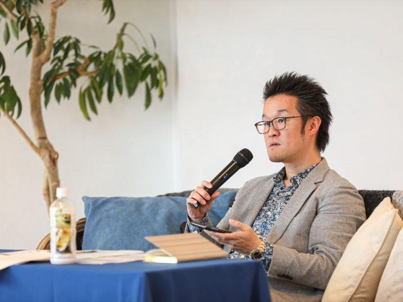 (日本語) 経営者の役割