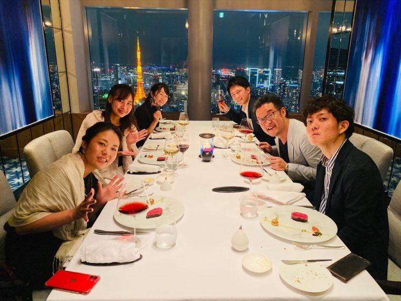 一流を学ぶ食事会!社内結婚式!10years合宿!直近一か月のイベント21も相変わらず元気すぎる件。