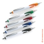 ホワイトメタリックペン ボールペン