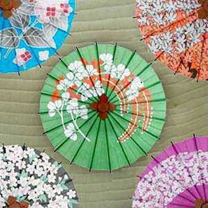 Paper Craft Umbrella