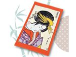 Ukiyoe Bath Towel