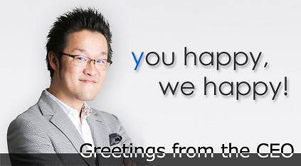 CEO Greeting