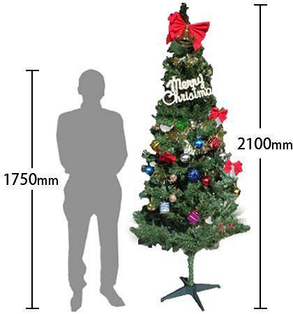 クリスマスツリーセット 詳細