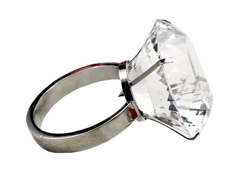 巨大指輪 レンタル
