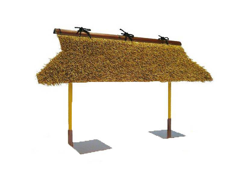 わらぶき屋根 レンタル