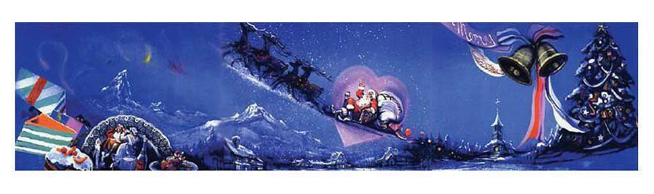 クリスマス装飾幕 レンタル