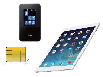 iPad Air SiMフリーモデル
