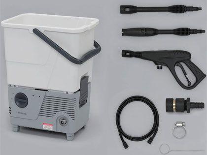 タンク式高圧洗浄機  レンタル