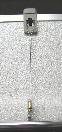 ピクチャーハンガー 使用図