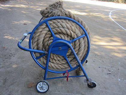 綱引きロープ カートイメージ