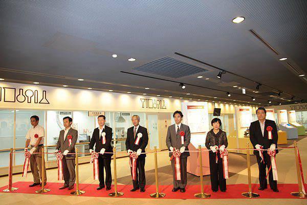 竣工式の会場設営や企画運営の式典業者は東京や大阪など全国イベント21へ!