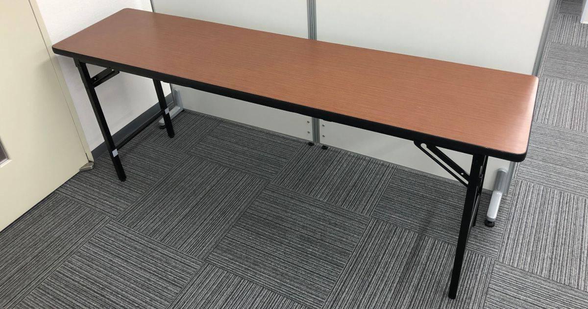 会議用デコラテーブル