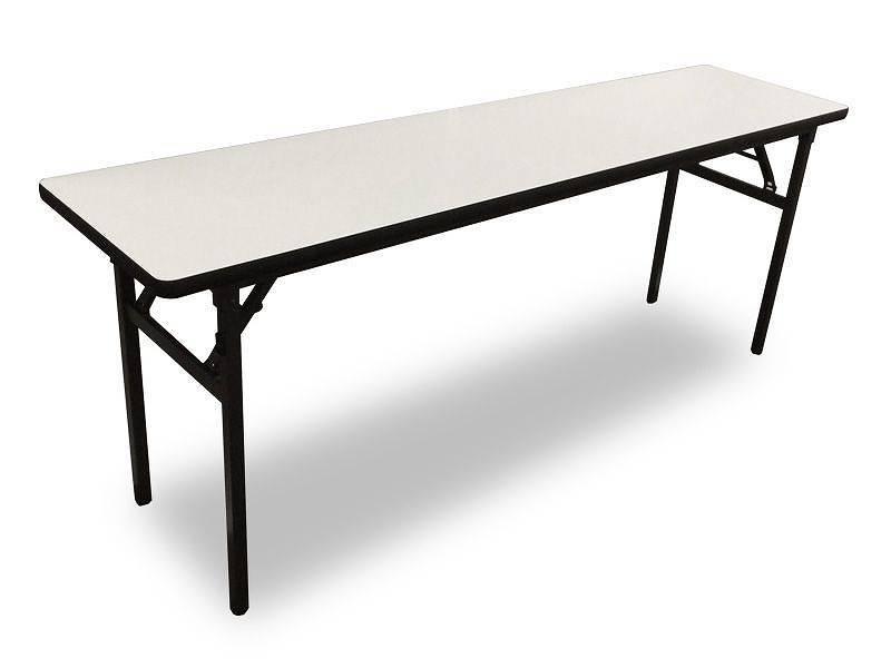 会議用ホワイトテーブルレンタル ※ 商品は棚無しになります。ご了承ください。 ※ 飲食などでご利