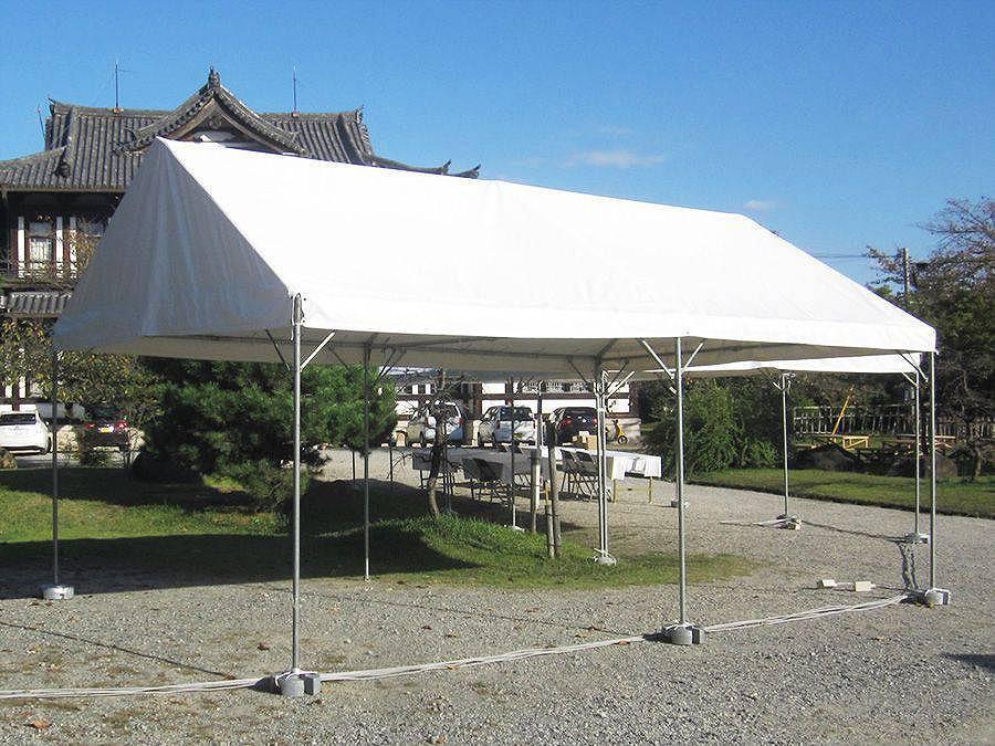 6坪テント レンタル