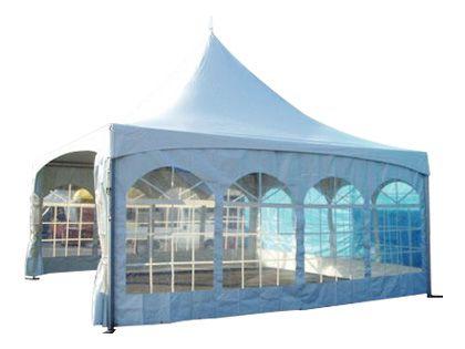 窓付きテント6m×6m レンタル