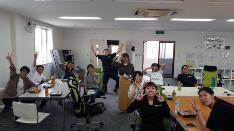 5月度コアバリューオリエンテーション〜大阪支店