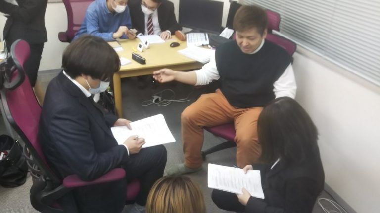 イベント21新卒研修・コンタクトセンター研修開催しました!