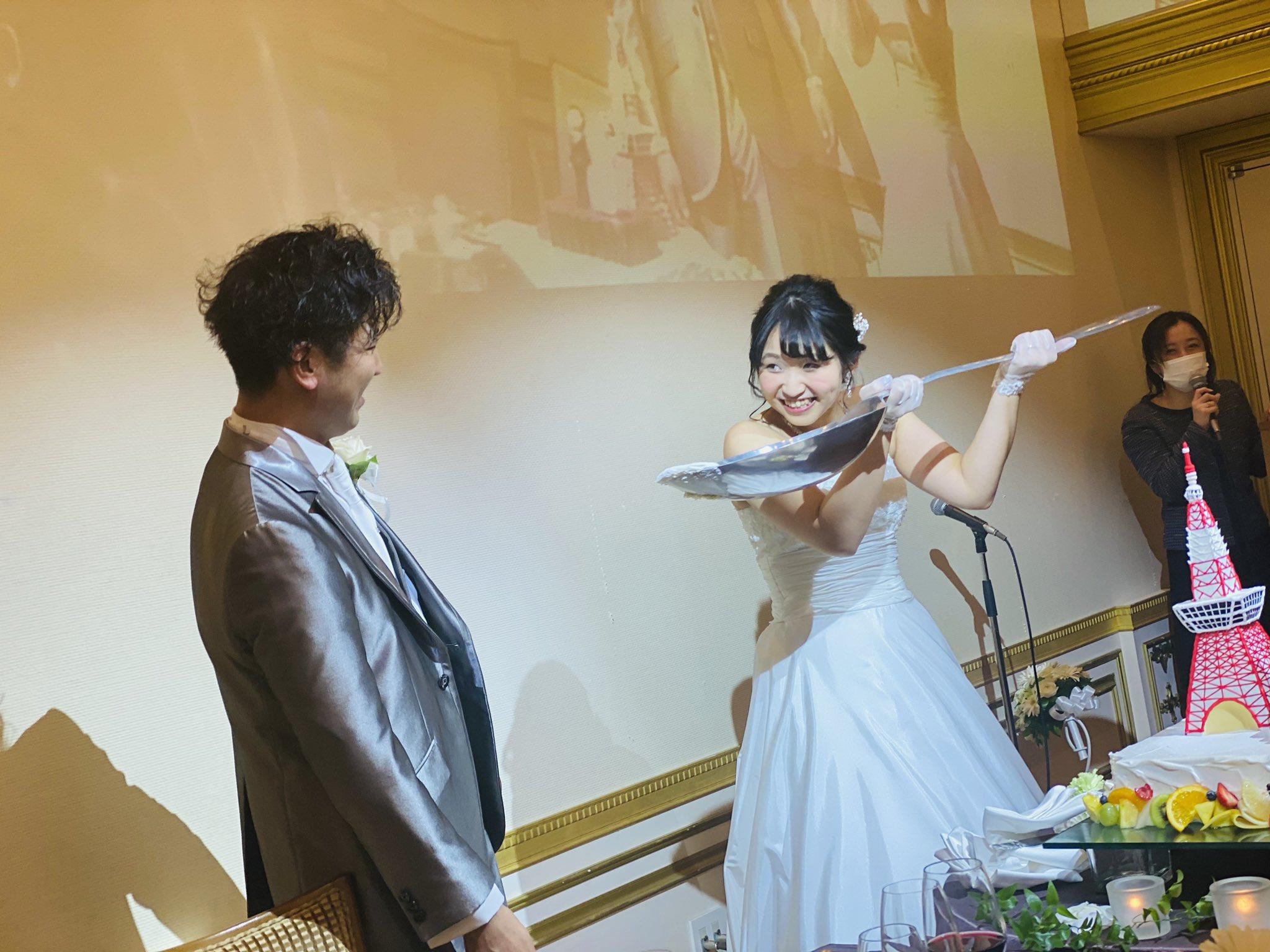 イベント21が結婚式をプロデュースしました!